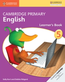 Cambridge Primary English : Cambridge Primary English Stage 5 Learner's Book, Paperback / softback Book