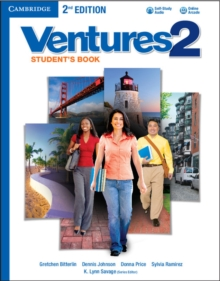 Ventures : Ventures Level 2 Student's Book with Audio CD, Mixed media product Book