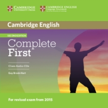Complete First Class Audio CDs (2), CD-Audio Book