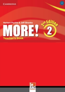 More! Level 2 Teacher's Book, Paperback / softback Book