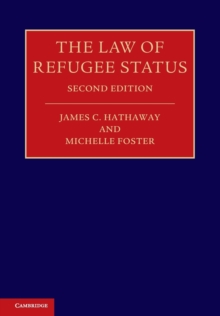The Law of Refugee Status, Paperback Book