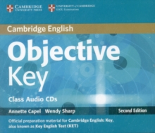Objective Key Class Audio CDs (2), CD-Audio Book