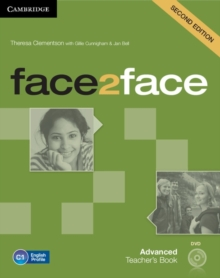 face2face Advanced Teacher's Book with DVD, Mixed media product Book