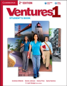 Ventures : Ventures Level 1 Student's Book with Audio CD, Mixed media product Book