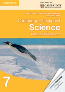 Cambridge Checkpoint Science Teacher's Resource 7, CD-ROM Book