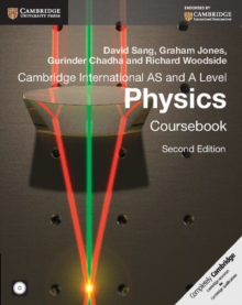 Cambridge International AS and A Level Physics Coursebook, Mixed media product Book