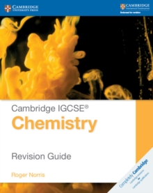 Cambridge IGCSE (R) Chemistry Revision Guide, Paperback / softback Book