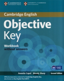 Objective Key Workbook without Answers, Paperback / softback Book