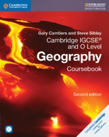 Cambridge International IGCSE : Cambridge IGCSE (R) and O Level Geography Coursebook with CD-ROM, Mixed media product Book