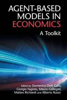 Agent-Based Models in Economics : A Toolkit, Paperback / softback Book