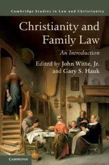 Christianity and Family Law : An Introduction, Paperback Book
