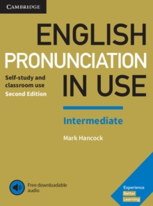 English Pronunciation in Use Intermediate Book with Answers and Downloadable Audio, Mixed media product Book