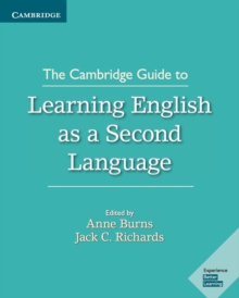 The Cambridge Guide to Learning English as a Second Language, Paperback Book