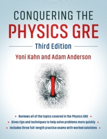 Conquering the Physics GRE, Paperback / softback Book