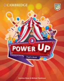 Power Up Level 3 Pupil's Book, Paperback / softback Book