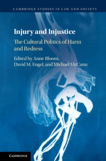Injury and Injustice : The Cultural Politics of Harm and Redress, Hardback Book