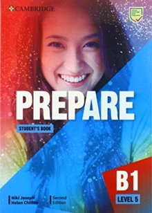 Prepare Level 5 Student's Book, Paperback / softback Book