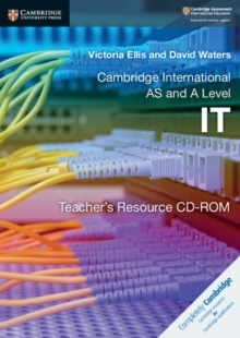 Cambridge International AS and A Level IT Teacher's Resource CD-ROM, CD-ROM Book