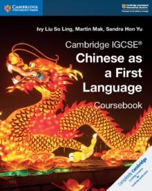Cambridge IGCSE (R) Chinese as a First Language Coursebook, Paperback / softback Book