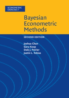 Bayesian Econometric Methods, Paperback / softback Book
