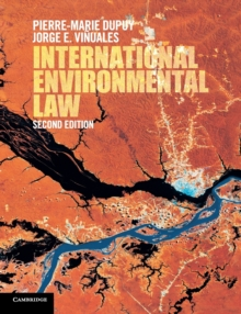 International Environmental Law, Paperback Book