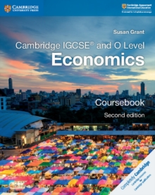 Cambridge International IGCSE : Cambridge IGCSE (R) and O Level Economics Coursebook, Paperback / softback Book