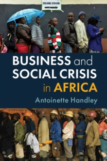Business and Social Crisis in Africa, Paperback / softback Book