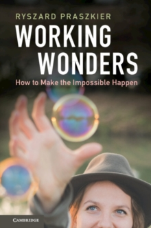 Working Wonders : How to Make the Impossible Happen, Paperback / softback Book