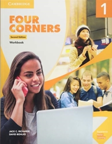 Four Corners Level 1 Workbook, Paperback / softback Book