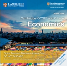Cambridge IGCSE (R) and O Level Economics Cambridge Elevate Teacher's Resource Access Card, Digital product license key Book