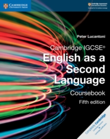 Cambridge IGCSE (R) English as a Second Language Coursebook, Paperback / softback Book