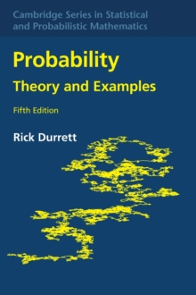 Probability : Theory and Examples, Hardback Book