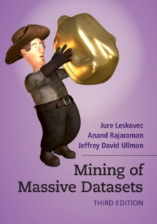 Mining of Massive Datasets, Hardback Book