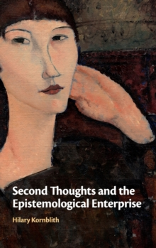 Second Thoughts and the Epistemological Enterprise, Hardback Book