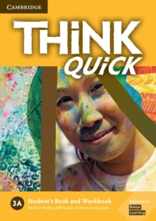 Think 3A Student's Book and Workbook Quick A, Paperback / softback Book