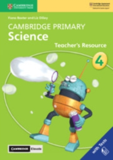Cambridge Primary Science Stage 4 Teacher's Resource with Cambridge Elevate, Mixed media product Book