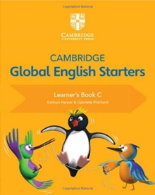 Cambridge Global English Starters Learner's Book C, Paperback / softback Book