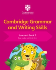 Cambridge Grammar and Writing Skills Learner's Book 2, Paperback / softback Book