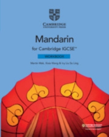 Cambridge IGCSE (TM) Mandarin Workbook, Paperback / softback Book