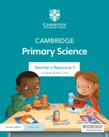 Cambridge Primary Science Teacher's Resource 1 with Digital Access, Mixed media product Book