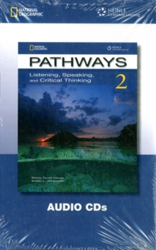 Pathways 2 - Listening , Speaking and Critical Thinking Audio CDs, CD-Audio Book