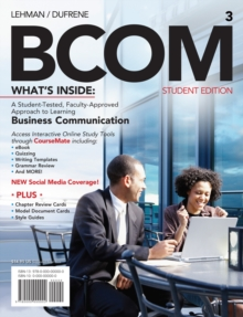 BCOM 3 (with Printed Access Card), Mixed media product Book