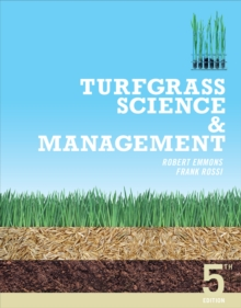 Turfgrass Science and Management, Hardback Book