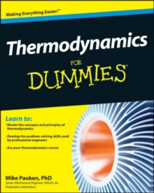Thermodynamics For Dummies, Paperback / softback Book