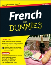 French For Dummies : with CD, Paperback / softback Book