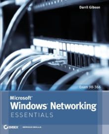 Microsoft Windows Networking Essentials, Paperback Book