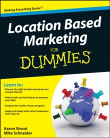 Location Based Marketing For Dummies, Paperback Book
