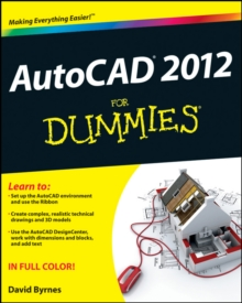 AutoCAD 2012 for Dummies, Paperback Book