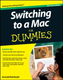 Switching to a Mac For Dummies, Paperback / softback Book