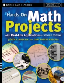 Hands-On Math Projects With Real-Life Applications : Grades 6-12, EPUB eBook